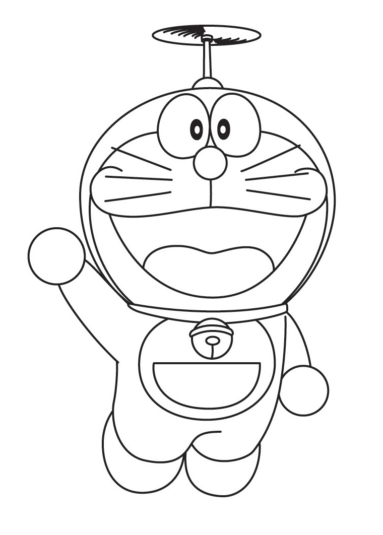 Top di disegni doraemon images for pinterest tattoos for Disegni da colorare doraemon